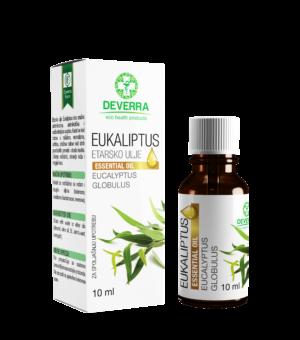 eukaliptus etarsko ulje