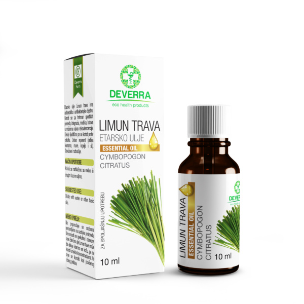 limun trava etarsko ulje