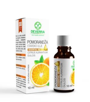 pomorandza etarsko ulje